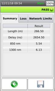 Fiber Autotest