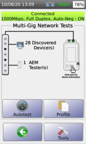 NSA Wired Network Discovery