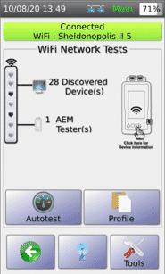 NSA Wireless Net Test