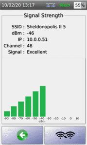 NSA Wireless Signal