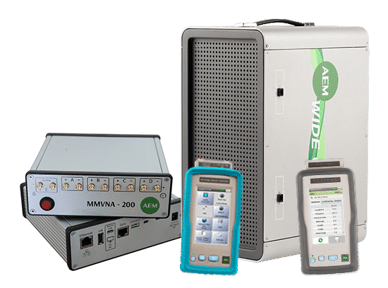 AEM Test and Measurement Family of Products